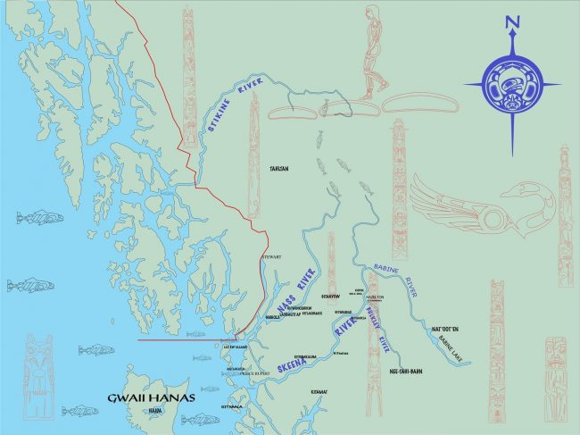 SACRED HEADWATERS MAP